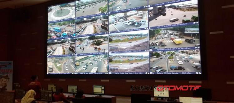 Pantauan CCTV di Maksimalkan Pada Natal dan Tahun Baru