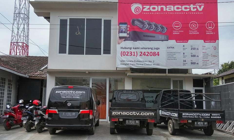 Toko Zona CCTV Cirebon