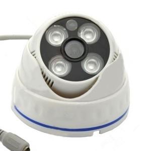 SLIN-1300HD-B (HD Camera IR Dome Merk SOLID 1.3 Megapixel Model-SLIN-1300HD)