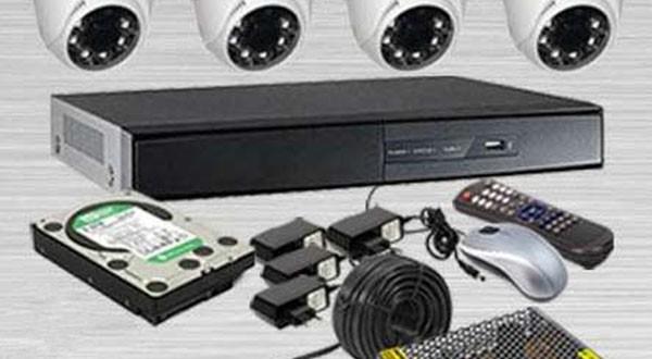 Kamera CCTV Indoor atau Outdoor - Peralatan CCTV