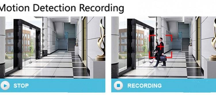 Motion Detection - zona CCTV