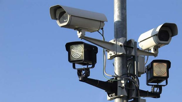 CCTV dan Lampu jalan - Zpna CCTV