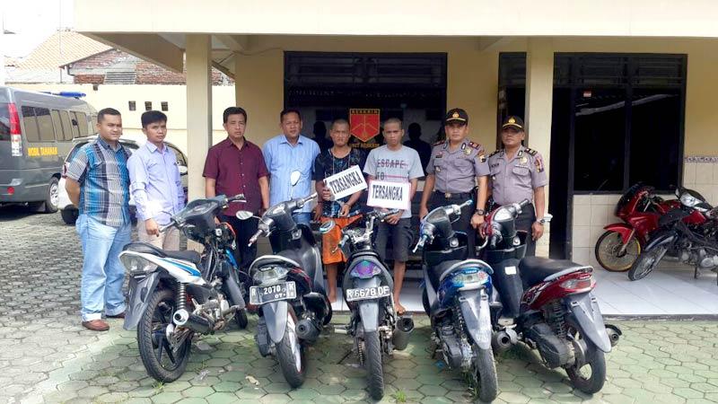 CCTV Cirebon - Rekaman CCTV Ungkap 5 Kejahatan