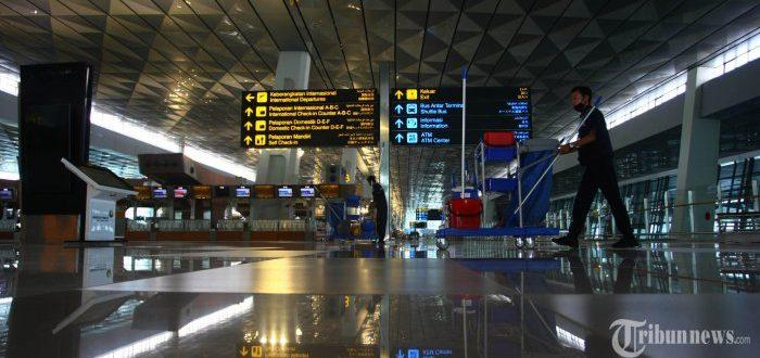 CCTV Cirebon zonacctv.com - Inilah Kecanggihan CCTV di Bandara Soekarno Hatta
