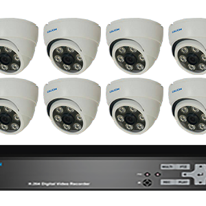 paket pro 8 camera - indoor