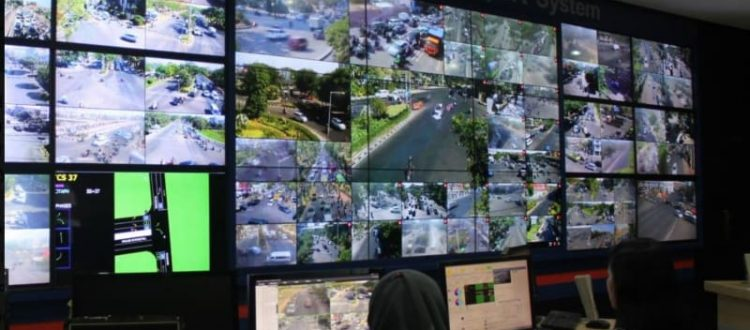 CCTV Cirebon Zonacctv.com - ETilang di Surabaya Mengurangi Pelanggar Lalulintas
