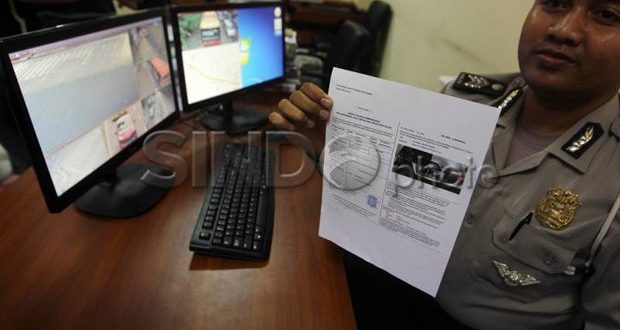 CCTV Cirebon Zonacctv.com - Wacana eTilang di Jakarta