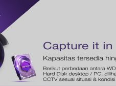Kelebihan Hard Disk CCTV WD Purple