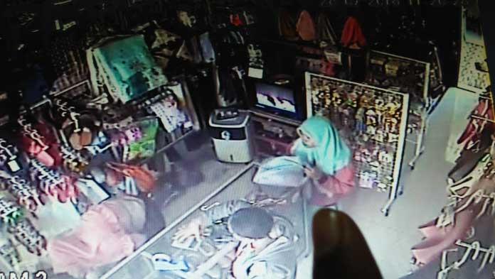 CCTV Cirebon Zona CCTV - Maling Tertangkap kamera CCTV di Cirebon