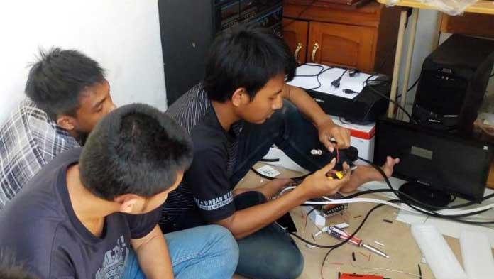 CCTV Cirebon Zona CCTV - Pasang CCTV untuk Kemanan Kampung