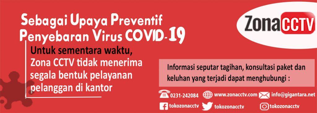 Pemberitahuan - Zona CCTV Cirebon